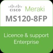 Licence Meraki MS120-8FP