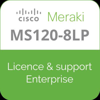Licence Meraki MS120-8LP