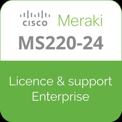 Licence Meraki MS220-24