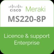 Licence Meraki MS220-8P