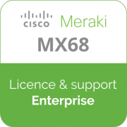 Licence Meraki MX68 Enterprise