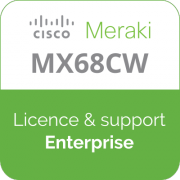 Licence Meraki MX68CW Enterprise